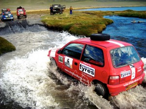 Mongol Rally previous edition